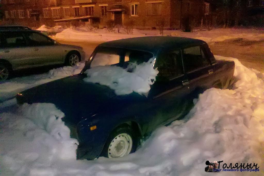 Вот еще на улице Кирова.