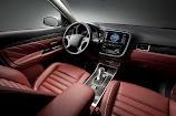 PARIS 2014 - Mitsubishi shows first photos of the Outlander PHEV Concept-S