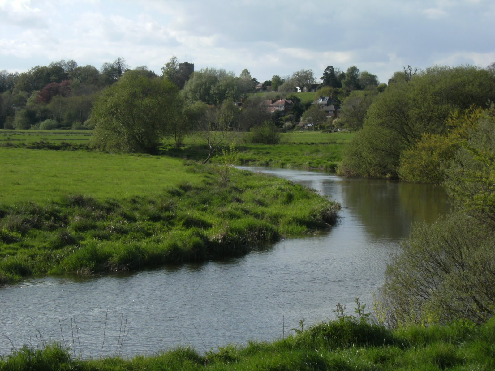 1005030029 River Arun at Pulborough Brooks