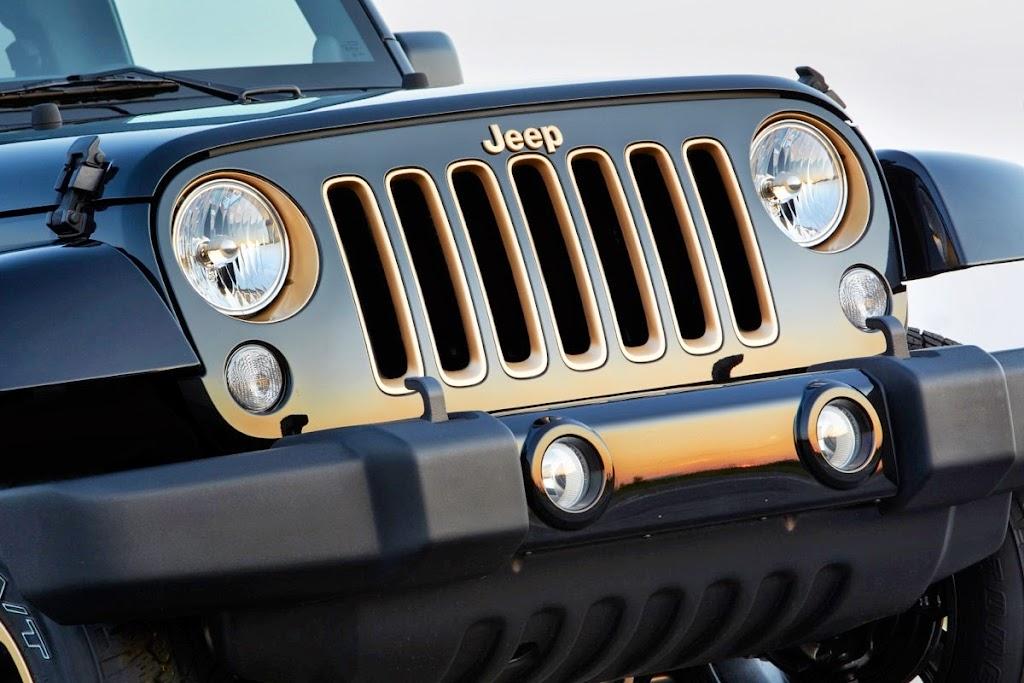 Jeep Wrangler Dragon Edition 2