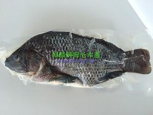鹹水吳郭魚600克(2-3尾)