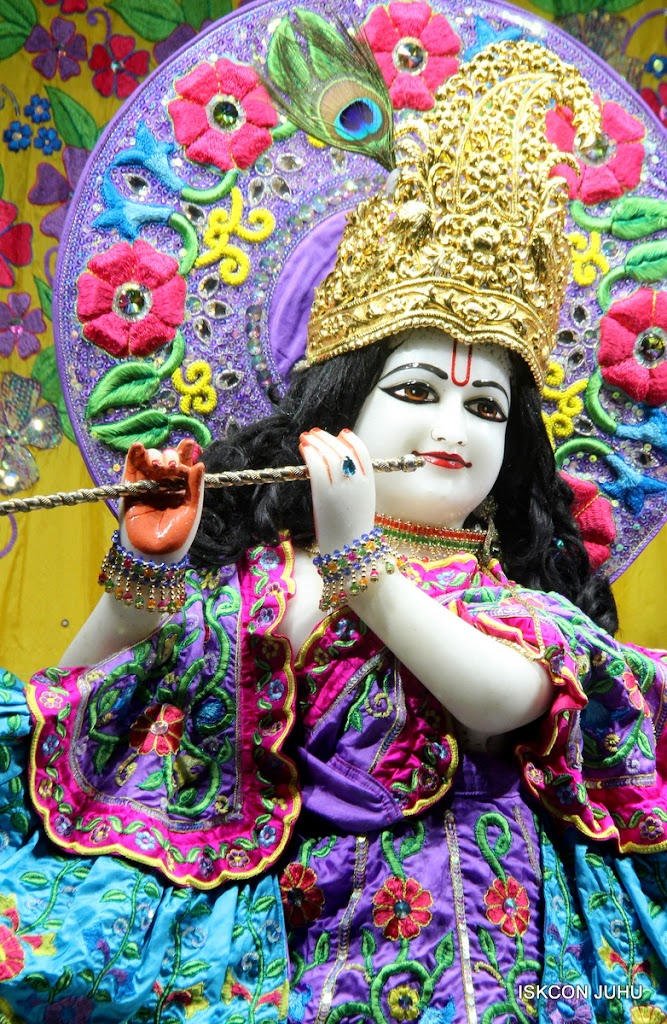 ISKCON Juhu Mangal Deity Darshan on 10th July 2016 (30)