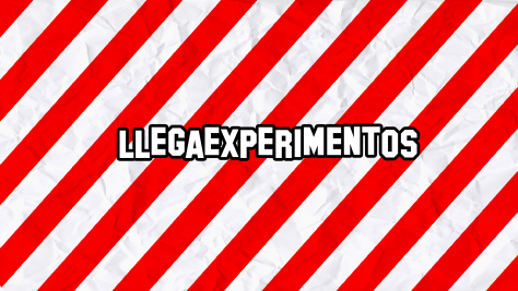 Llegaexperimentos canal educativo de Youtube