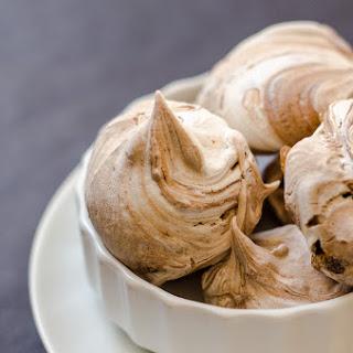 Nutella Meringues.
