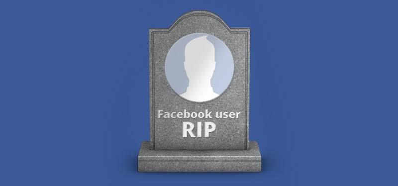 Akun Facebook Orang-orang yang Sudah Meninggal