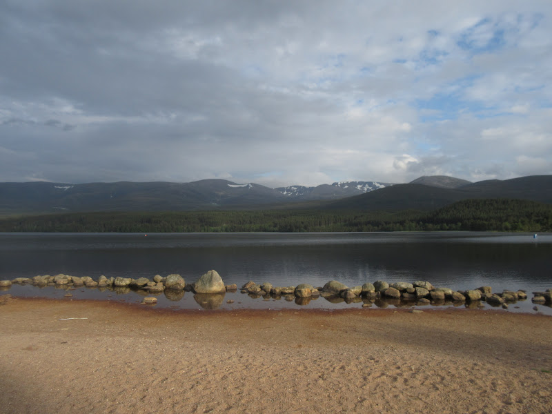 Walk Report - Loch Morlich and Meall a' Bhuachaille ...