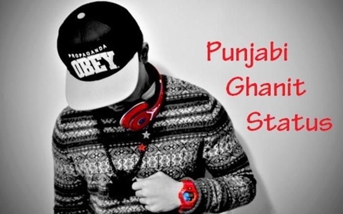 Punjabi-Ghanit-Status