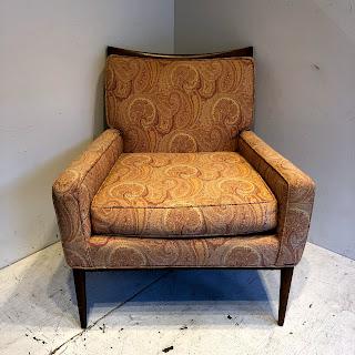 Teak Mid-century Arm Chair #1