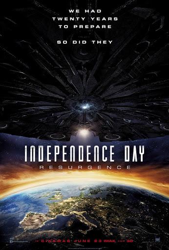 Ημέρα Ανεξαρτησίας: Νέα Απειλή (Independence Day: Resurgence) Poster
