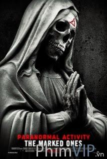 Sự Kiện Bất Thường: Vết Cắn Quỷ Dữ - Paranormal Activity: The Marked Ones poster