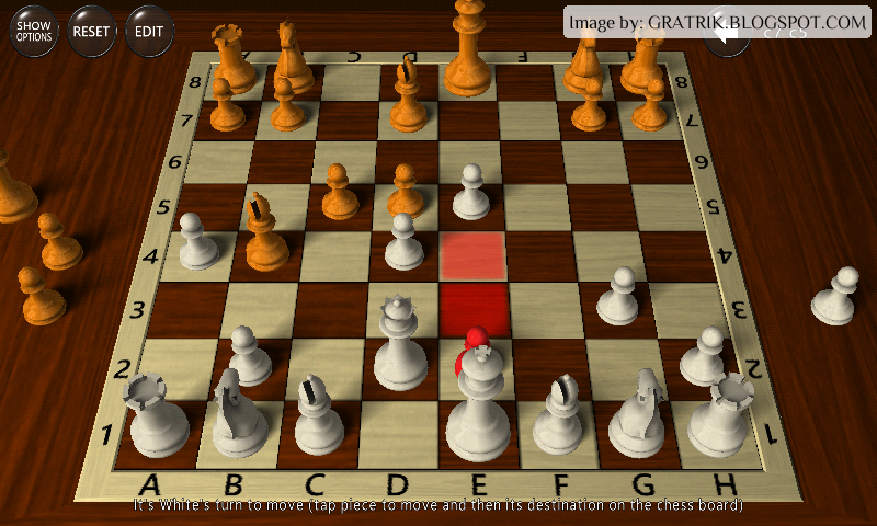 Chess game for android 4 0 free download | 3D Chess Game for Android