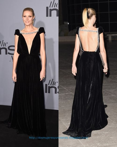 Gwyneth Paltrow attends the InStyle Awards2