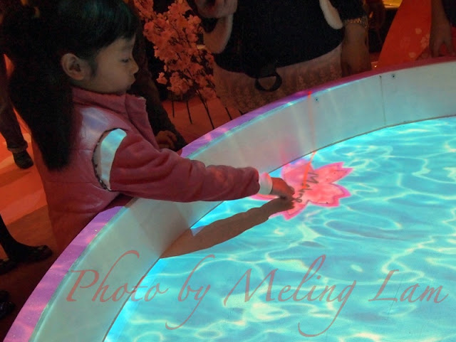 沙田新城市粉色禮賞 櫻花 婦女節 粉紅色 sina weibo new town plaza ice-cream pudding sakura