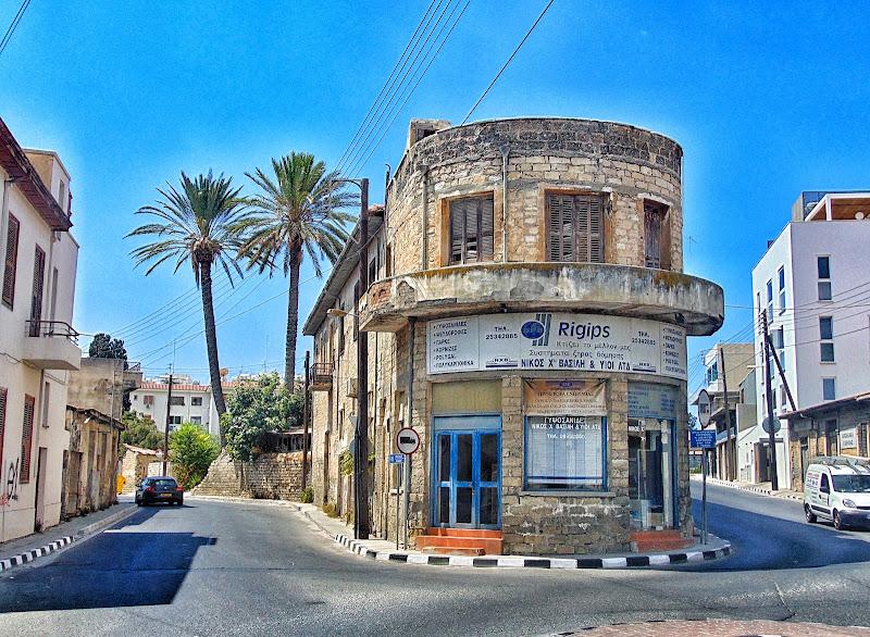 Ещё раз о закругленных фасадах на Кипре.: фото 4