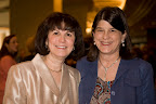 Susan Chaznow and Sandy Nachman