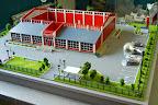 макет ФОКа | макет для выставки | участие в выставке | изготовление макетов спортивных сооружений | макет здания цена | производство макетов на заказ | макеты домов | макет зала | изготовить макет | заказать макет | макеты домов стоимость | макет с подсветкой | красивый макет стоимость
