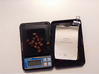 Calculating Extraction Coffee