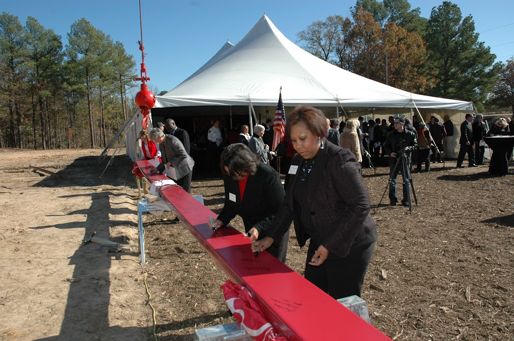 UACCH-Texarkana Creation Ceremony & Steel Signing - DSC_0031.JPG