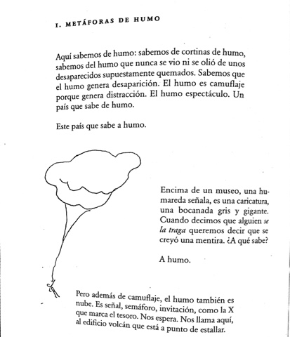 Hojas y Alas: Metáforas del humo