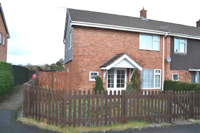Three bedroom house at £99,500