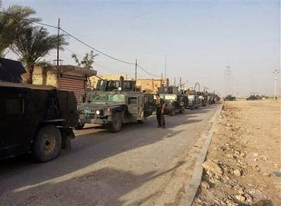 US frustrated with Iraq's failure to fight Islamic State