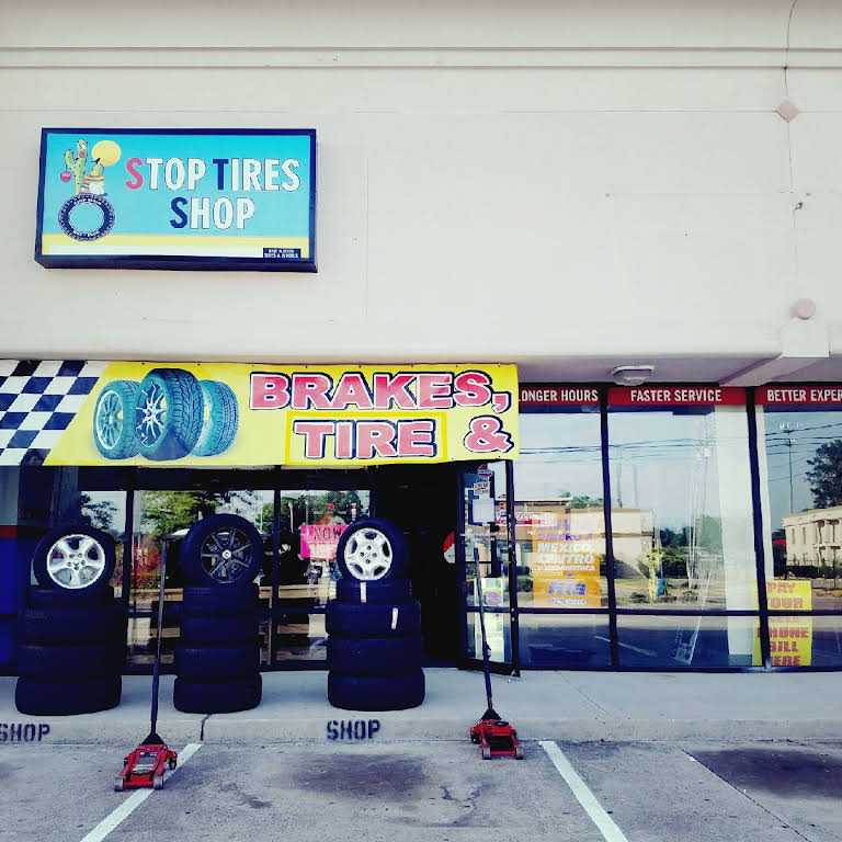 Stop Tires Shop Tire Shop In Houston