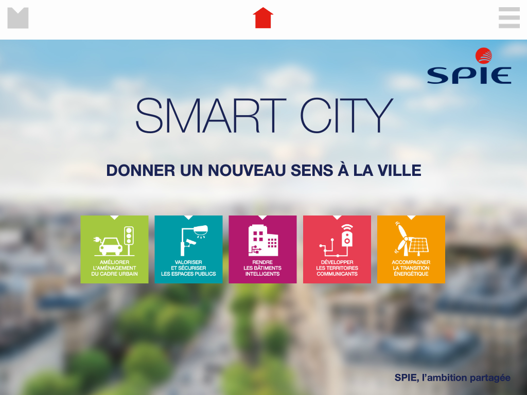 SMART CITY by SPIE- screenshot