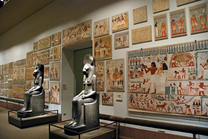 Met Highlights 03 3 Egypt Two Statues Of The Goddess Sakhmet, Egyptian Magic