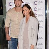 OIC - ENTSIMAGES.COM - Dan Osbourne and Jacqueline Jossa  at the James Ingham's Jog-On to Cancer in London 7th April  2016 Photo Mobis Photos/OIC 0203 174 1069
