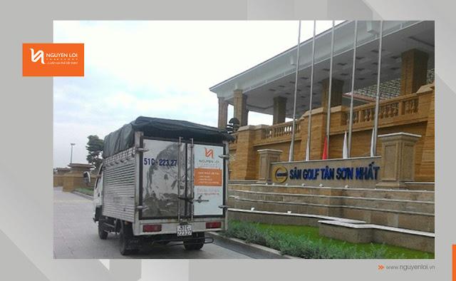 Nguyên Lợi - cho thuê xe tải TPHCM
