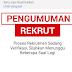 REKRUT PT KAI : Hasil PENGUMUMAN Rekrutmen PT. KAI tertunda.