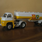 Shell/BP Bedford SA tanker - again all-RTI and based on a member of the Shell/BP fleet in early 1960's livery.