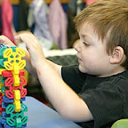 Quality is: providing age appropriate materials for our children to develop understanding and skills.