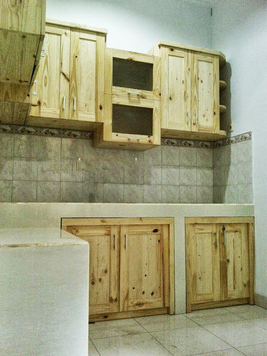 Kitchen set minimalis furniture minimalis jati belanda for Kitchen set kayu jati belanda