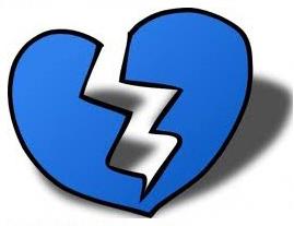 Patah hati Broken heart