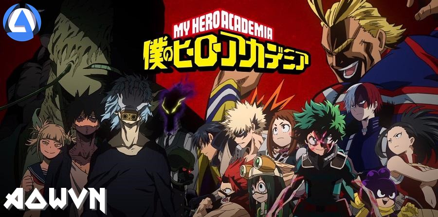lb1gVID - [ Anime 3gp Mp4 ] Boku No Hero Academia Season 3 | Vietsub - Max Hay