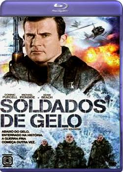 Filme Poster Soldados de Gelo BDRip XviD Dual Audio & RMVB Dublado