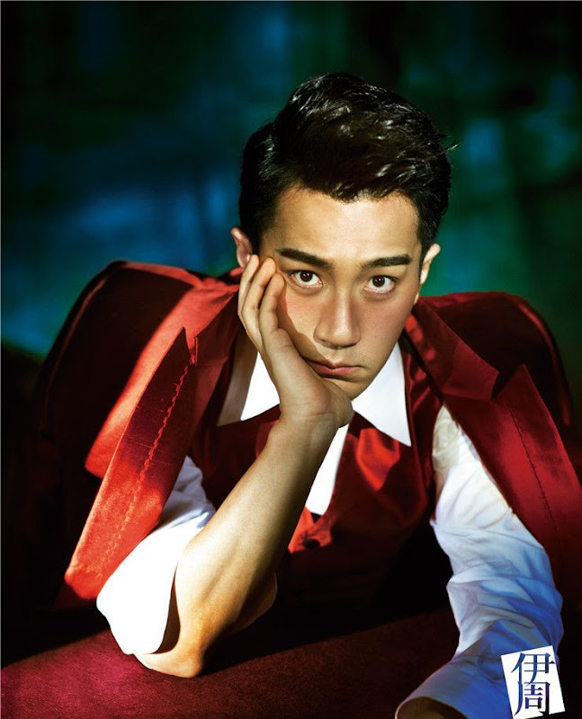 Hawick Lau China Actor