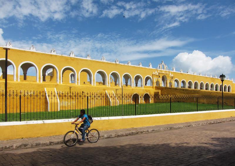 Izamal, Yucatan