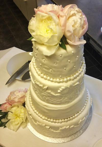 bröllopstårta 2013