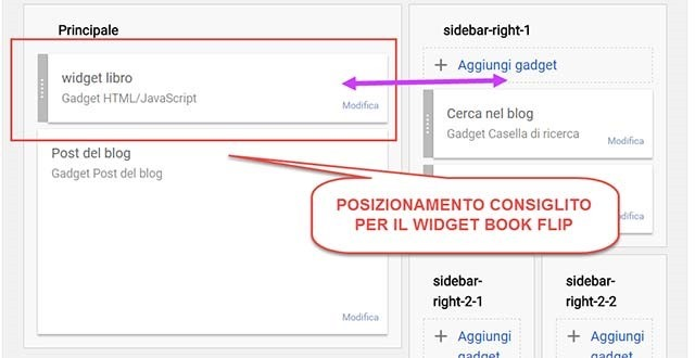book-flip-widget-blogger