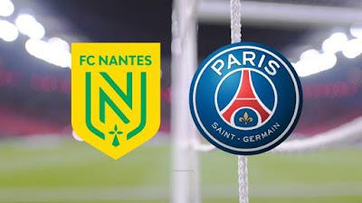 مشاهدة مباراة باريس سان جيرمان ضد نانت اليوم 31-10-2020 بث مباشر في الدوري الفرنسي