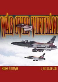 Modern Air Power: War Over Vietnam - Review By Karen Bowes