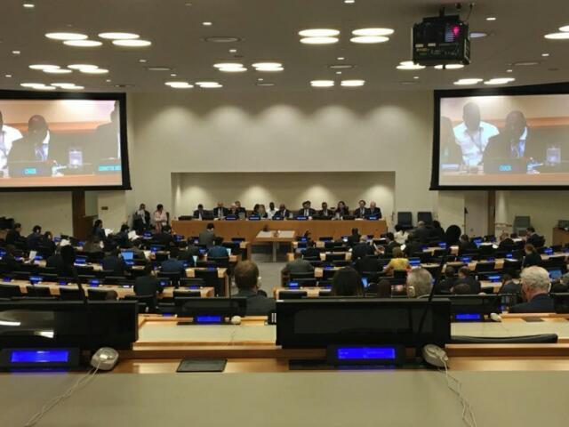 اللجنة الأممية الرابعة الخاصة بتصفية الاستعمار : المطالبة بتسريع عملية إنهاء الاستعمار من الصحراء الغربية