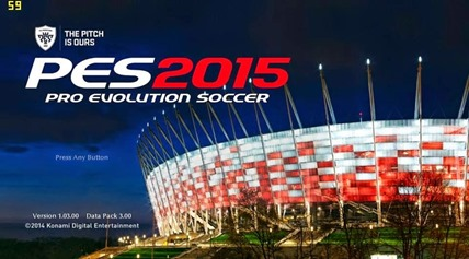 Update Game PES 2015 Winter Transfer For Android