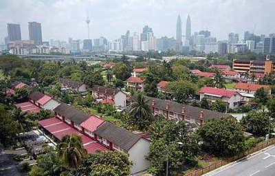 Malaysia property is the cheapest in Asia with good growth