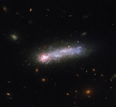 galáxia anã Kiso 5639
