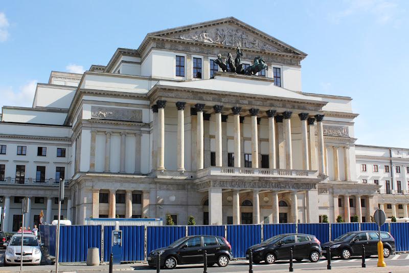 Gran Teatro Wielki u Ópera Nacional