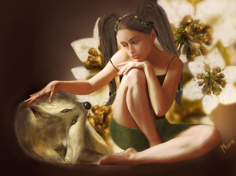 Sweet Wolf, Magic Beauties 3