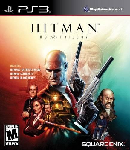 [GAMES] Hitman HD Trilogy -CLANDESTiNE – (PS3/USA)